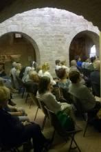Assisi Museo S. Rufino - Presentazione Francesco 26 6 2015 (4)