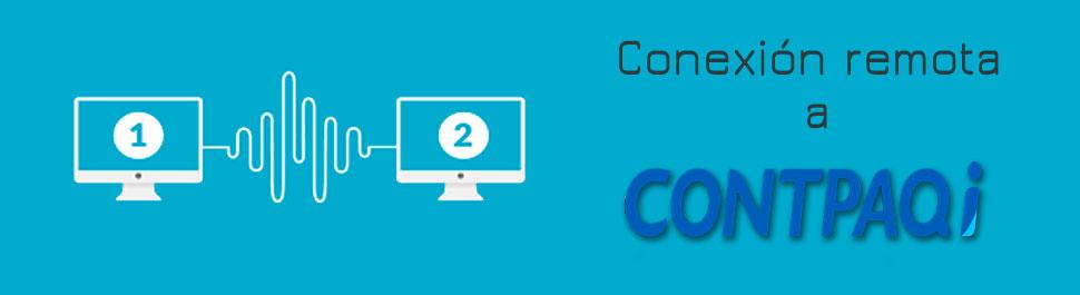 Conexión Remota para Contpaq