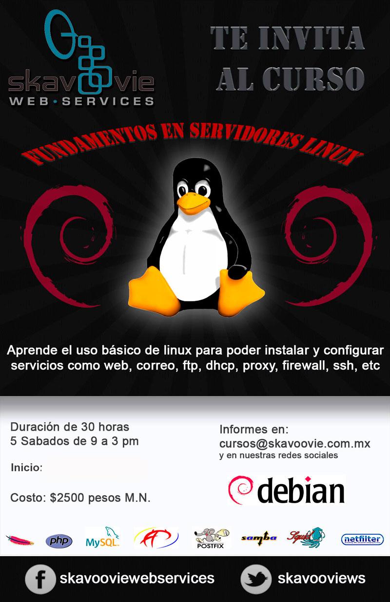 Curso Fundamenos en Servidores Linux