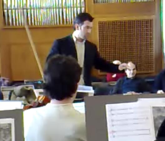 School of conducting 2
