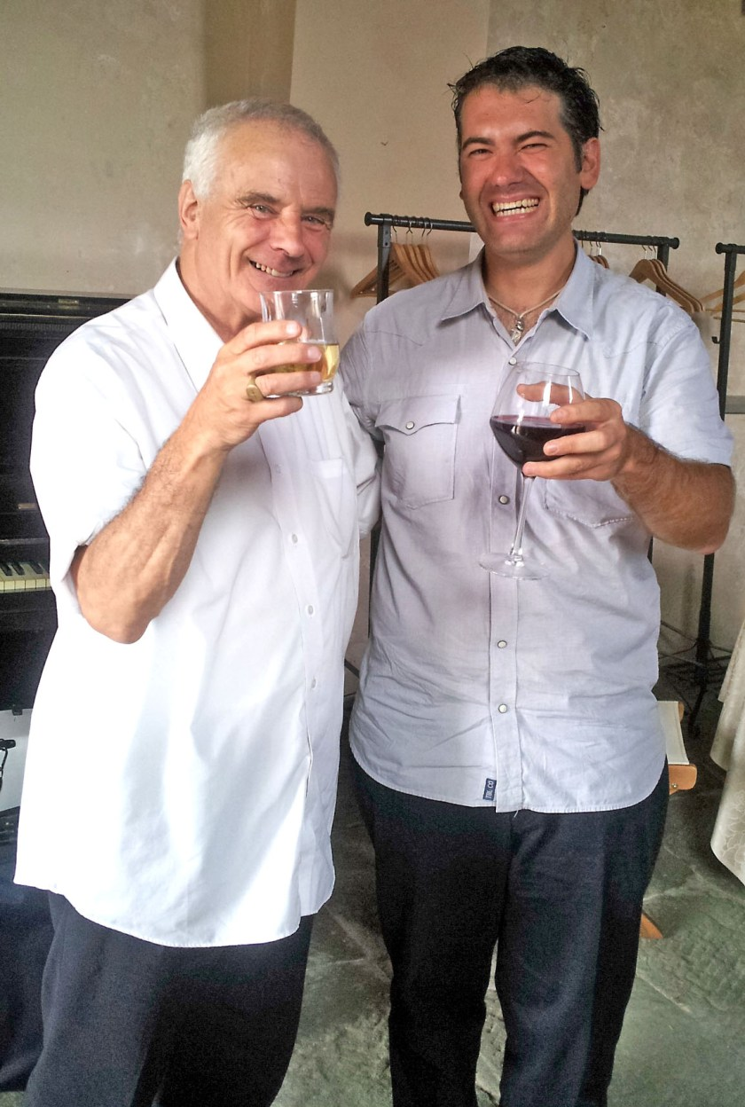 Sir Peter Maxwell-Davies and me