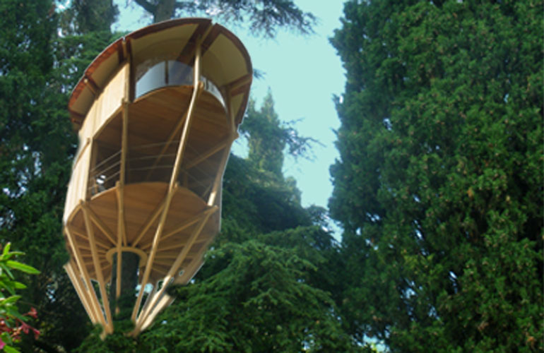 Case sugli alberi  ROBERTO BRUMAT