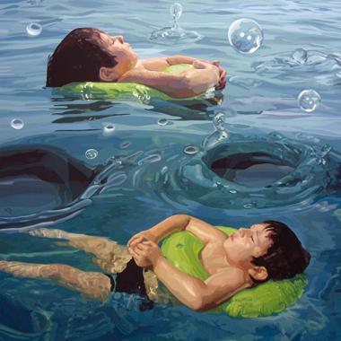 Pop Metafísico pintura Las peores perspectivas n-ager