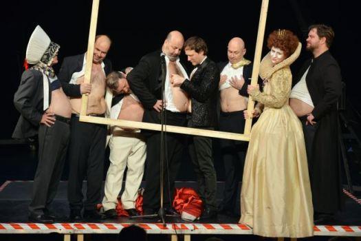 Ubu Re con la regia di Jernei Lorenci al Premio Europa per il Teatro 2017