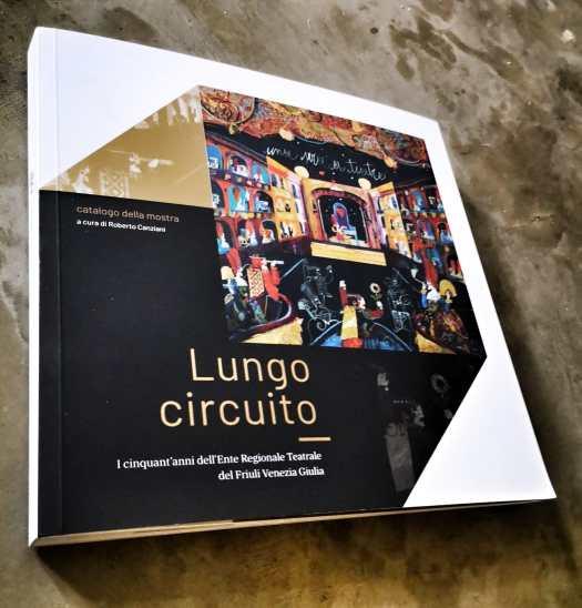 Catalogo Mostra 50 ERT FVG a cura di Roberto Canziani