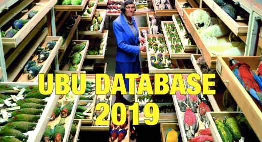 il database Premi Ubu 2019