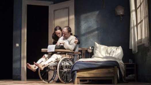 Misery - Adriana Scommegna e Filippo Dini