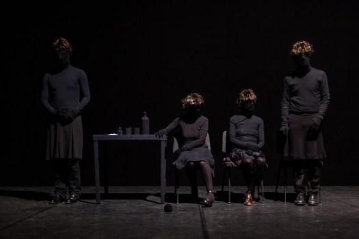 Teatro Italiano Contemporaneo - Deflorian Tagliarini - Ce ne andiamo
