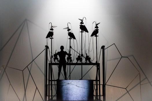 Teatro Italiano Contemporaneo - Il canto della caduta - Marta Cuscunà