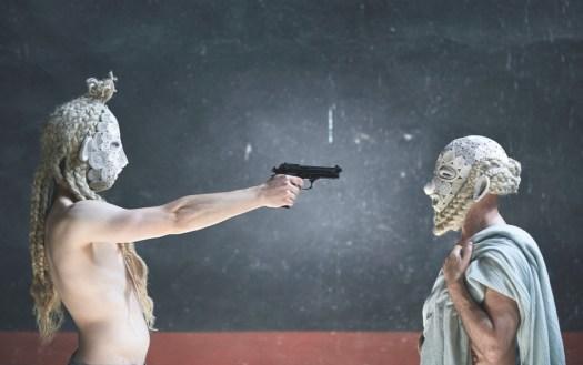Teatro Italiano Contemporaneo - Anagoor - Socrate il sopravvissuto