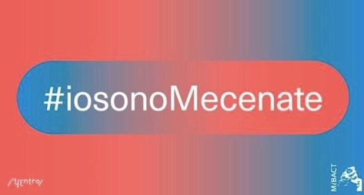 io sono Mecenate - banner