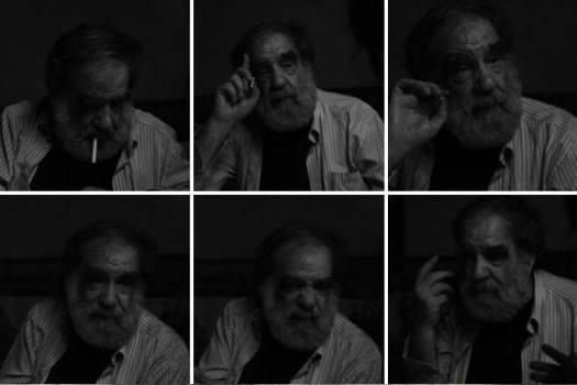 sei espressioni di Franco Scaldati