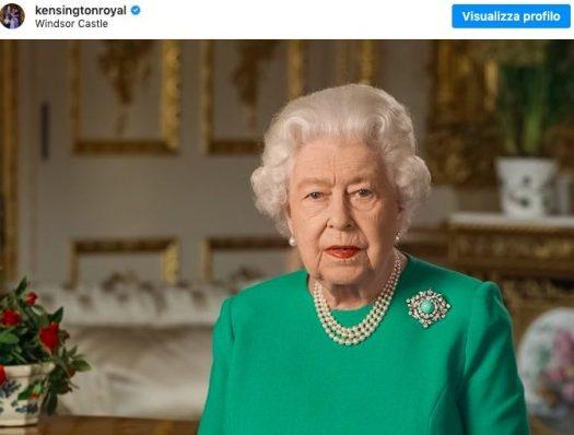 Elisabeth II - discorso di Natale