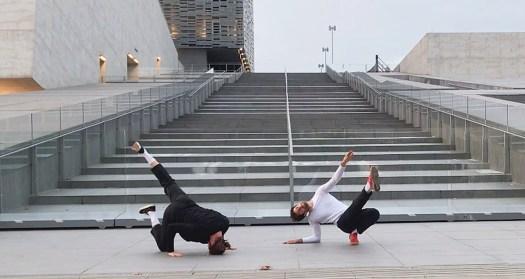 Anghiari Dance Hub 2020- Giulio Petrucci e Jari Boldrini