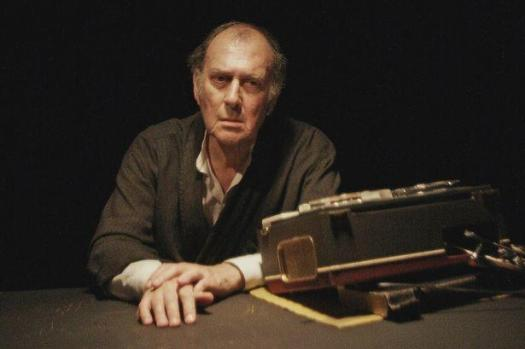 Harold Pinter in Krapp's Last Tape - 1