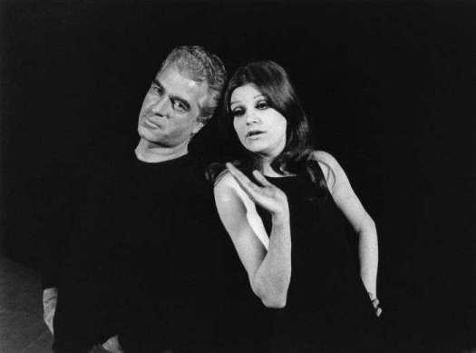 Giorgio Strehler e Milva