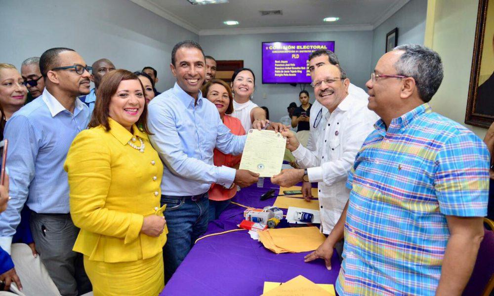 Domingo Contreras dice convertirá al DN en territorio de oportunidades