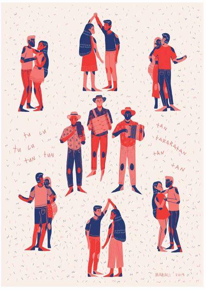 Quisqueyanos Valientes: nuestra música como parte de la identidad cultural plasmada en carteles