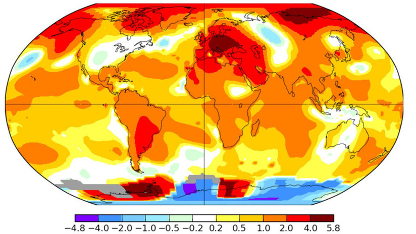 Este junio fue el más caluroso jamás registrado, pero hay un problema más grande