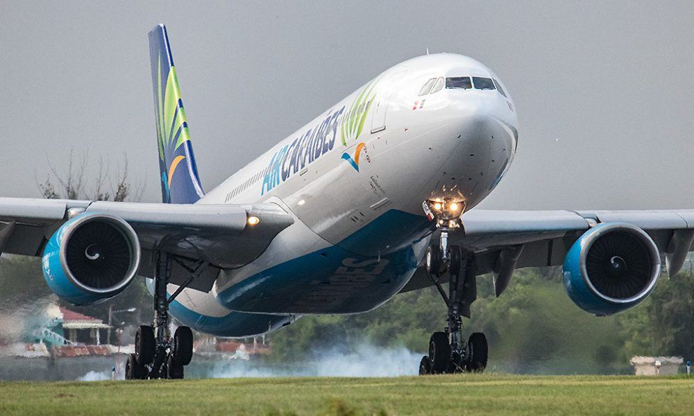 Aerodom alcanza tráfico récord de pasajeros en primer semestre de 2019