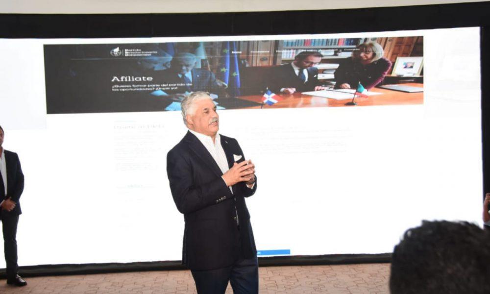 PRD presenta nueva imagen en su Plataforma Digital