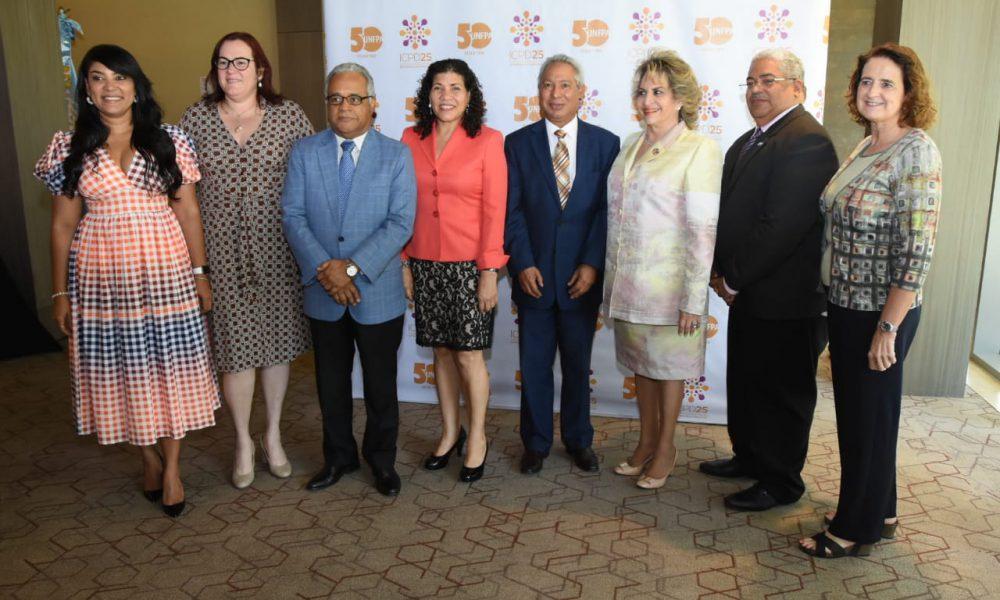 Gobierno comprometido con Conferencia Internacional sobre Población y el Desarrollo, según Isidoro Santana