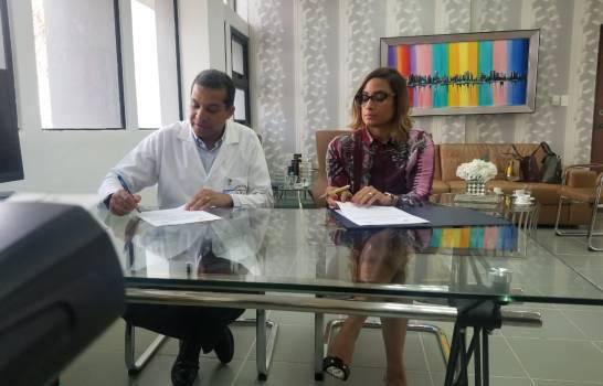 Hospital Calventi firma acuerdo con Fundación Pedro Martínez que impactará a más de 250 niños