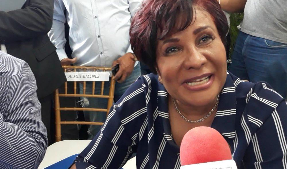 """(Video): Diputada Josefa Castillo dice que el procurador """"no tiene calidad moral"""" para seguir asumiendo casos de la categoría de Odebrecht"""