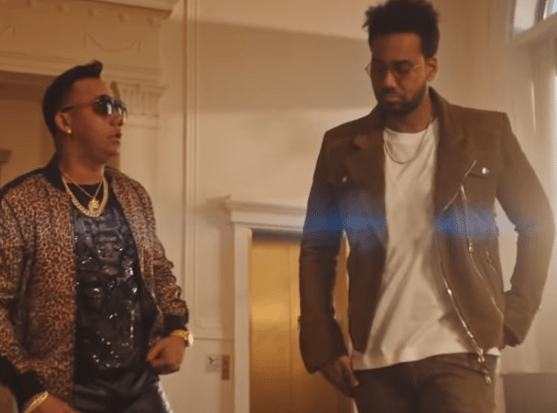 """""""Millonario"""" el nuevo video clip de Romeo Santos y Elvis Martínez"""