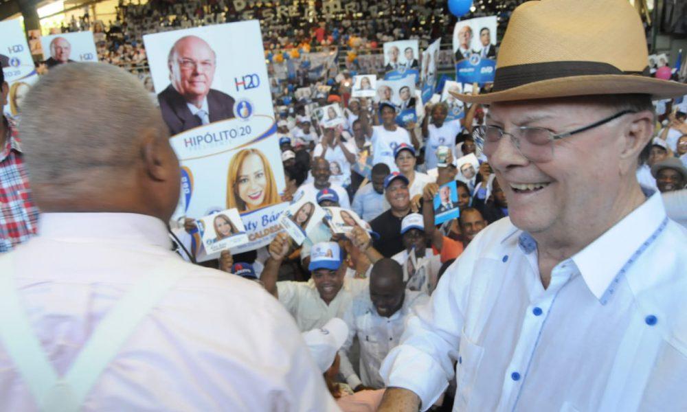 Hipólito Mejía reitera ganará 70 a 30 votación en el PRM
