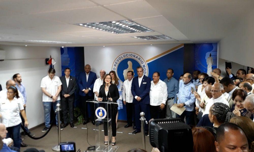 Hipólito Mejía: mi contribución será trabajar sin descanso para sacar al PLD del poder; felicita a Luis Abinader