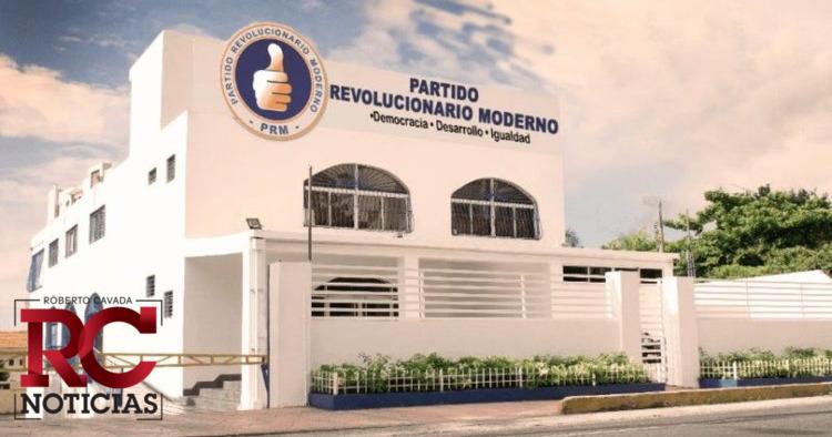 PRM convoca su Comité Nacional para el miércoles