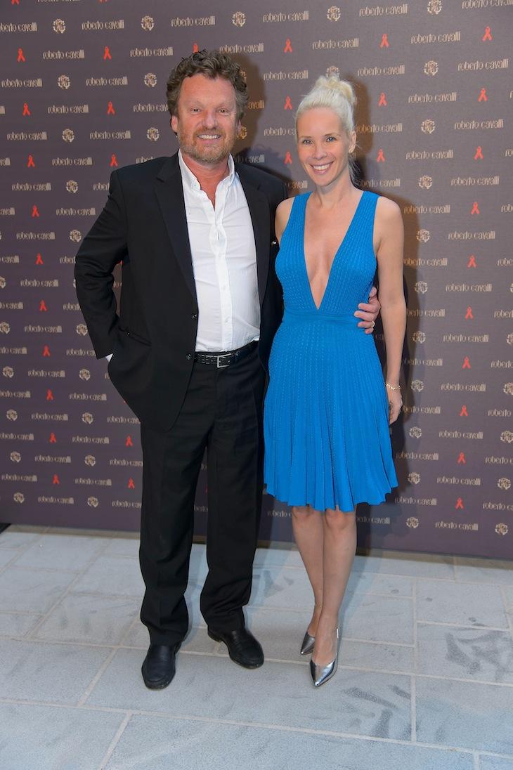 Gabriel Barylli and Sylvia Leifheit in Roberto Cavalli