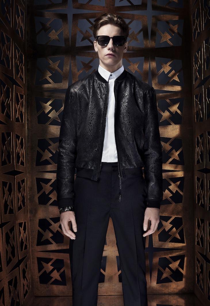 Roberto Cavalli Menswear SS14 #12