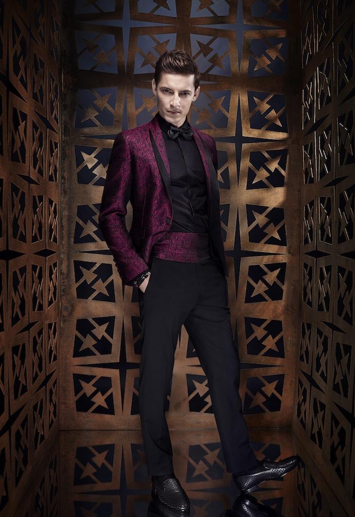 Roberto Cavalli Menswear SS14 #17