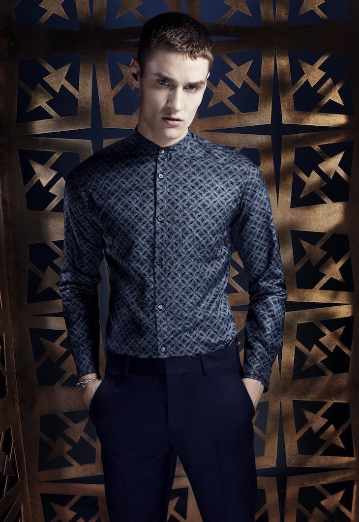 Roberto Cavalli Menswear SS14 #7