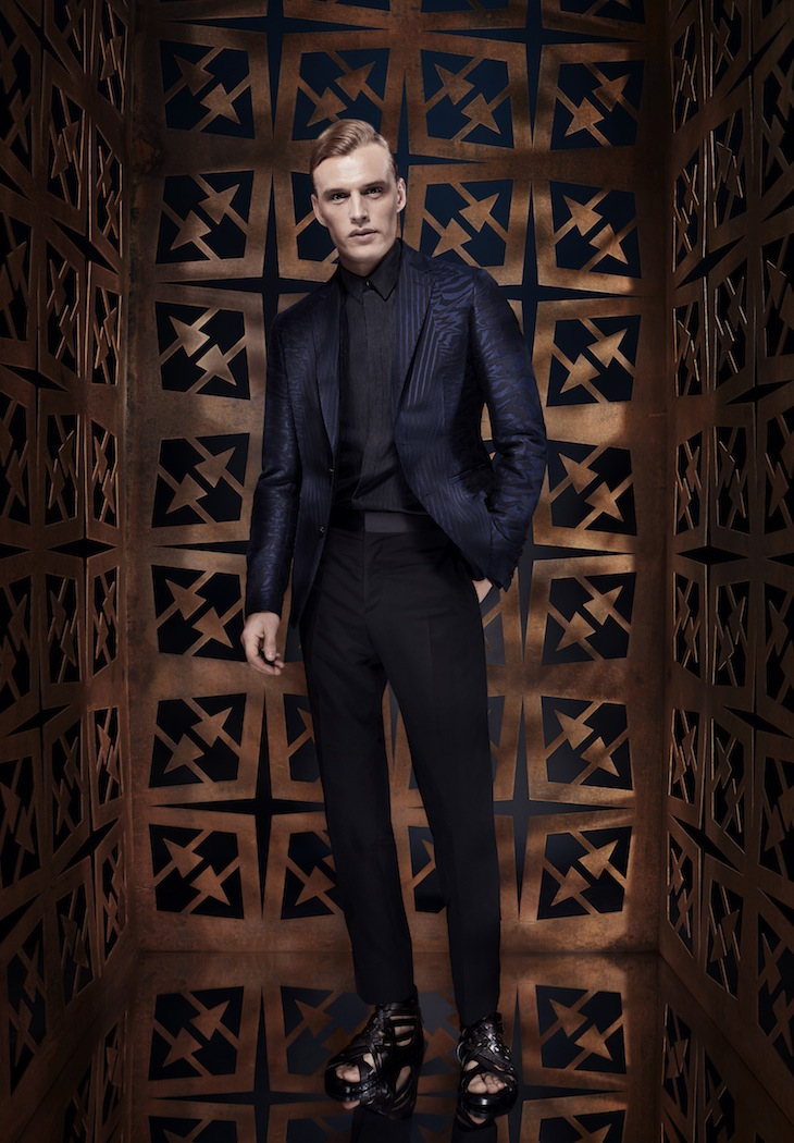 Roberto Cavalli Menswear SS14 #8