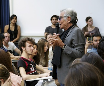 Roberto Cavalli @ Domus Academy 2013-06-18 Milan