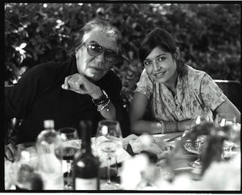 Roberto-and-Rachele-Cavalli-bw