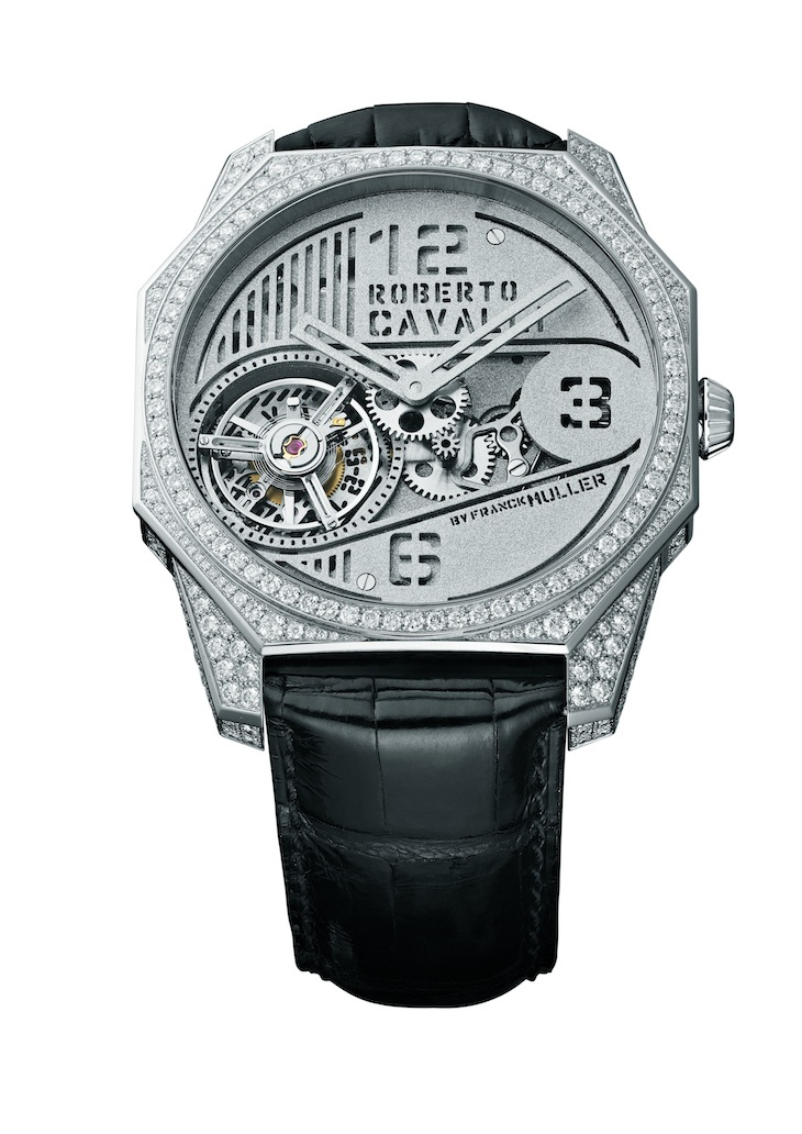 Roberto Cavalli by Franck Muller - Dual Masters Collection