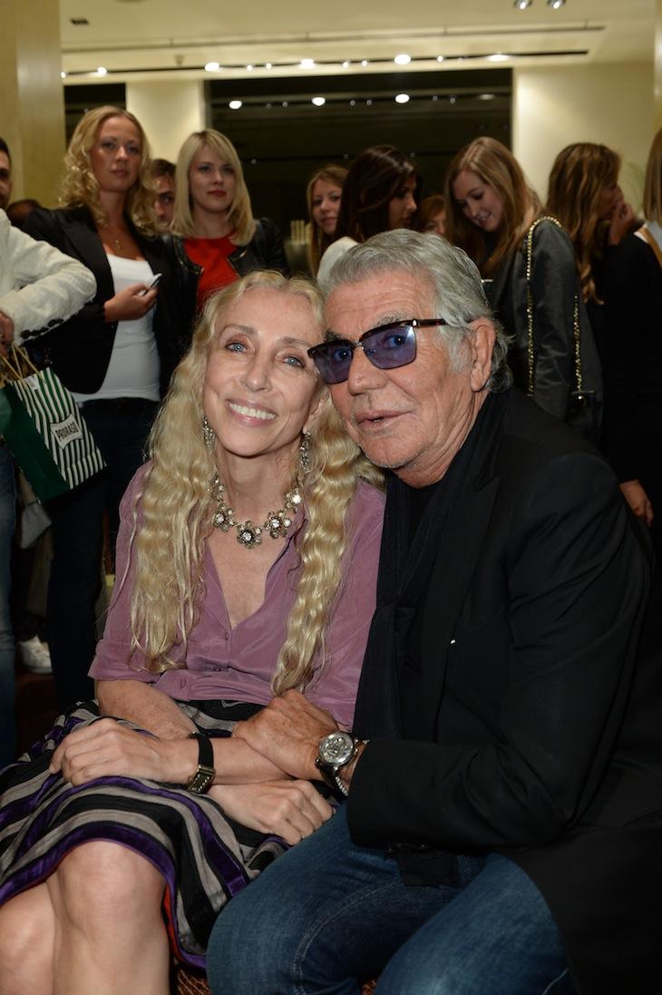 Franca Sozzani, Roberto Cavalli