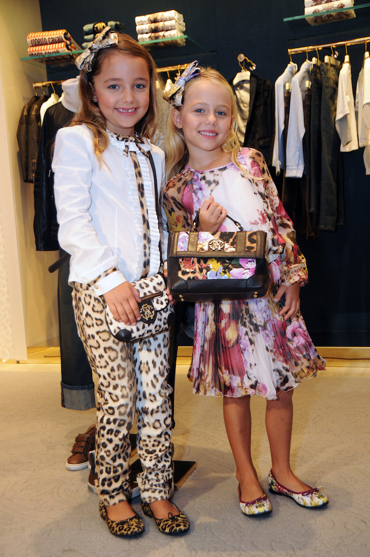 Roberto Cavalli Junior@Vogue Fashion Dubai Experience (1)