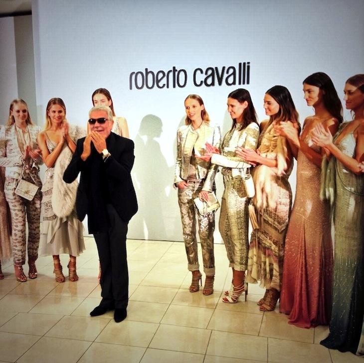 Roberto Cavalli @ Saks Fifth Avenue Boca Raton