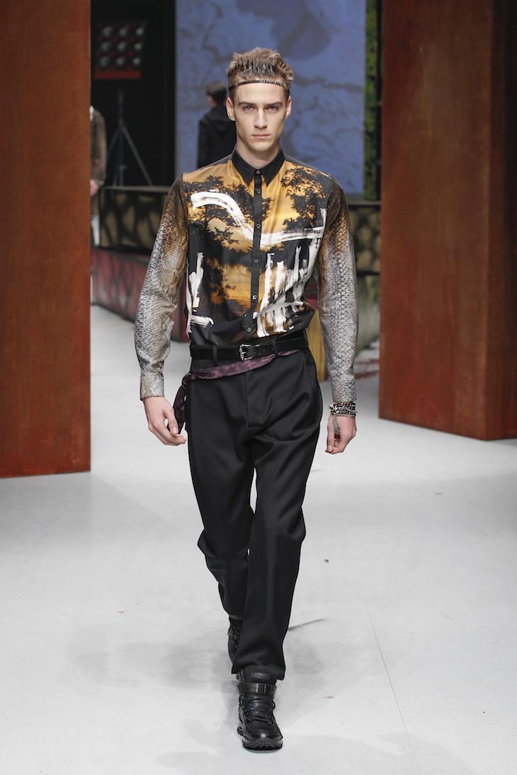 Roberto Cavalli Menswear FW 14-15 (10)