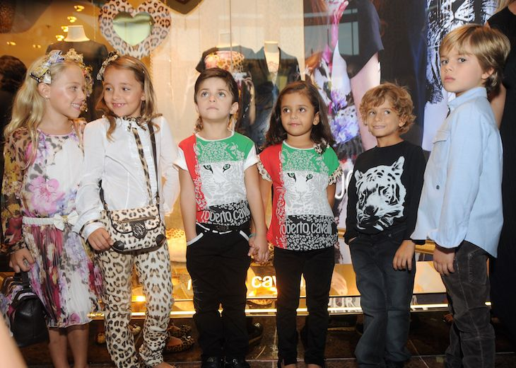 Roberto Cavalli Junior@Vogue Fashion Dubai Experience (3)