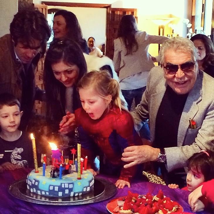 Roberto Cavalli - Maria Carla Birthday