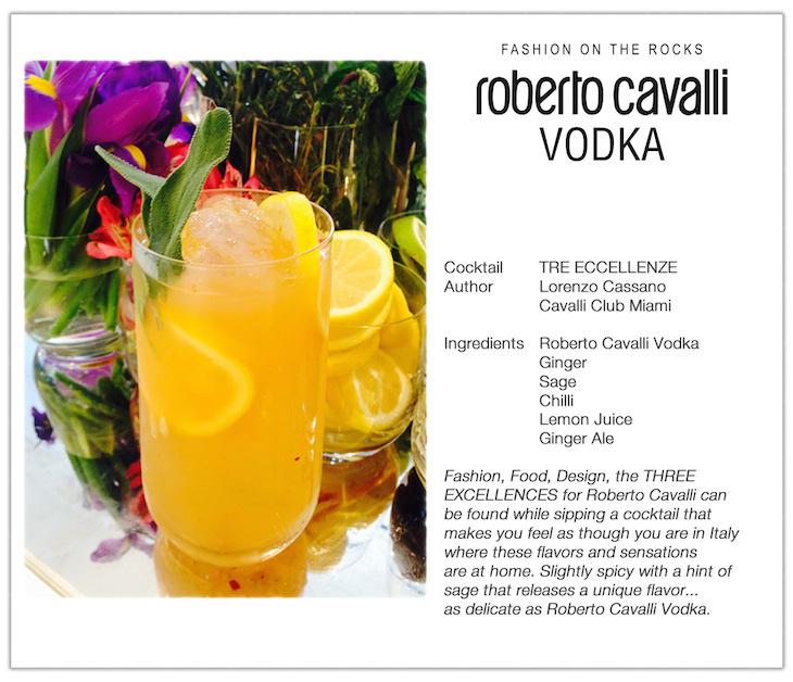 TRE ECCELLENZE Cocktail