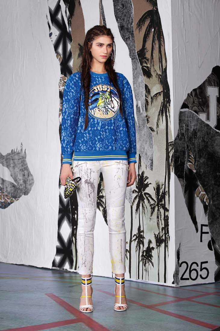 Just Cavalli Pre collection SS15 #11