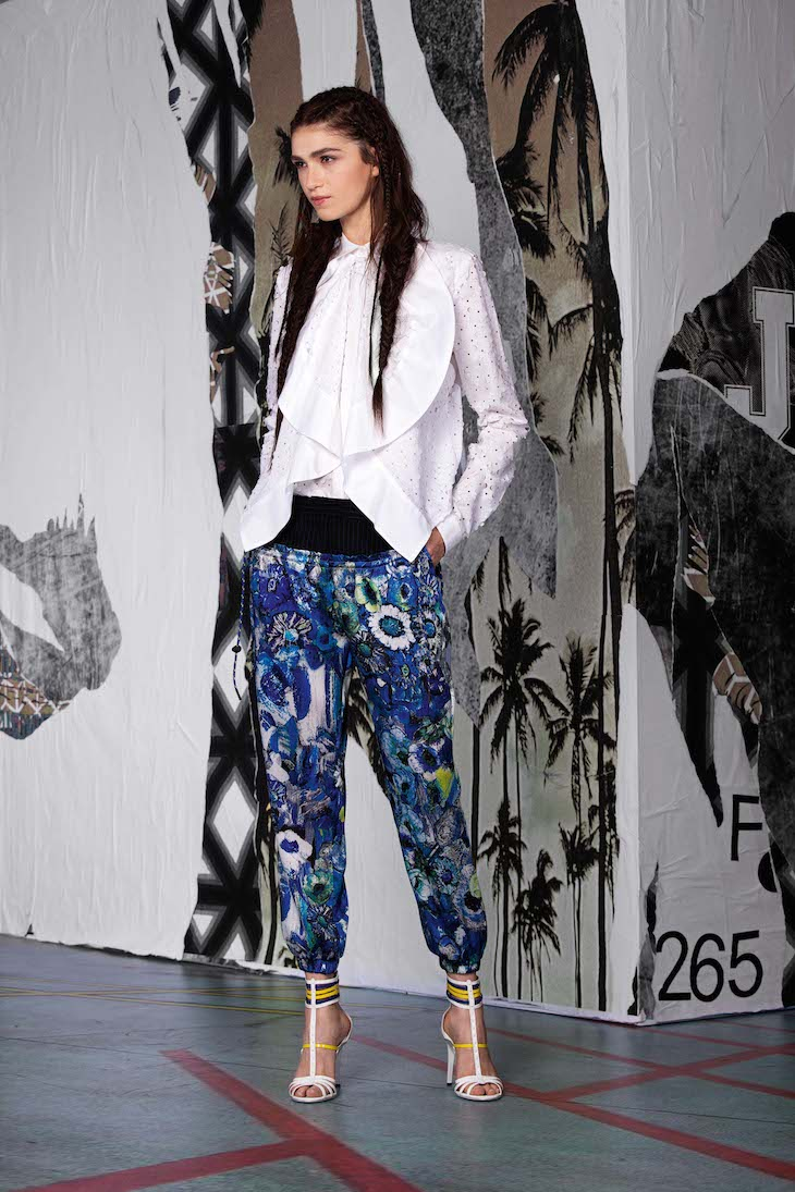 Just Cavalli Pre collection SS15 #2