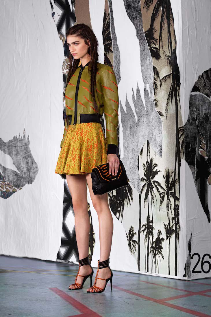 Just Cavalli Pre collection SS15 #20
